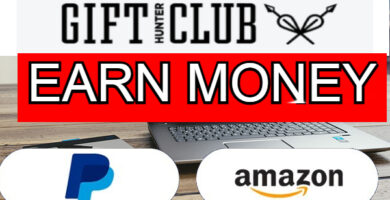 eARN MONEY GIFT HUNTER CLUB