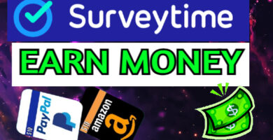 surveytime earn money